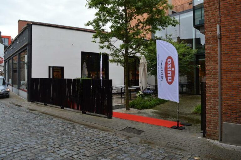 Ondernemers onder ondernemers bij Bistro Bottega